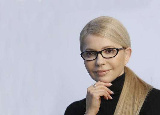 Юлия Тимошенко с новой причёской. Фото Instagram.com/yulia_tymoshenko