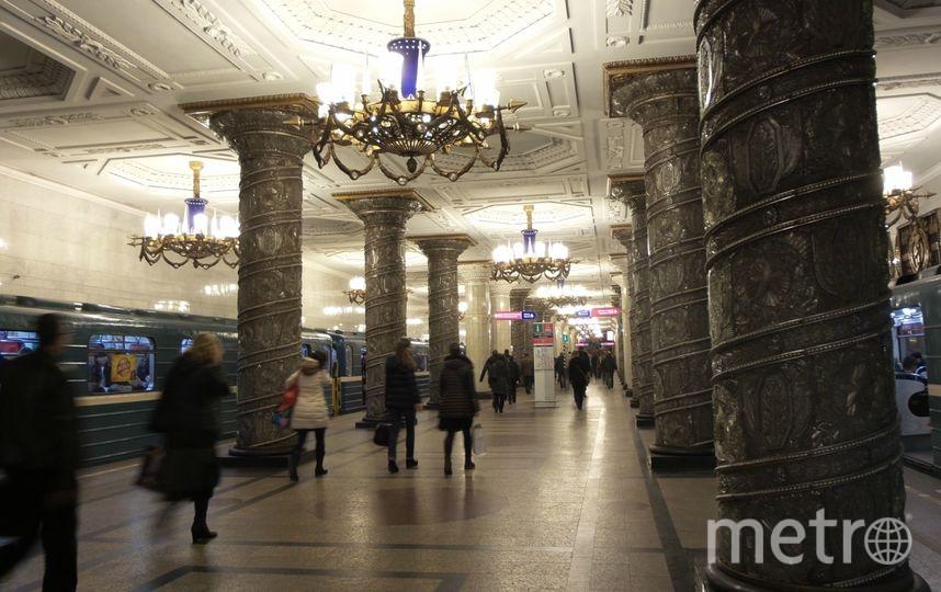 Рассеянная мать забыла впетербургском метро семилетнего сына