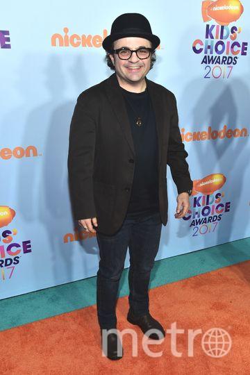Премию Kids' Choice Awards-2017 вручали в Лос-Анджелесе 11 марта. Фото Getty