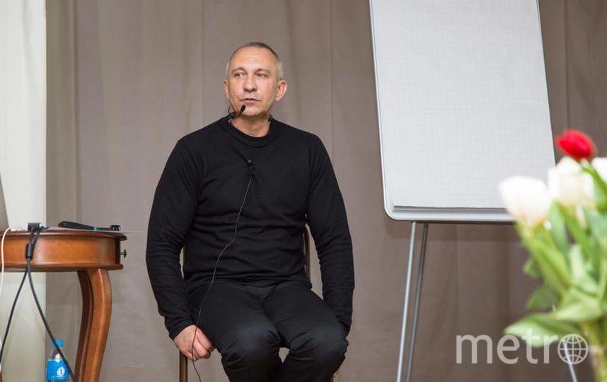 Политтехнолог Алексей Ситников.