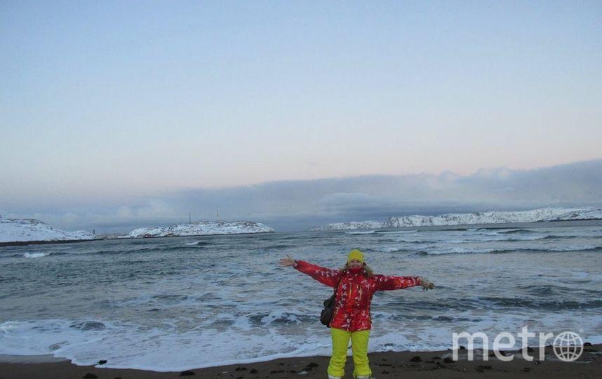 Северный Ледовитый океан. Фото Валентина Никифорова