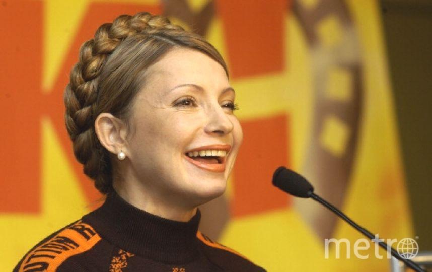 36 лет было Юлии Тимошенко, когда политтехнологи придумали ей знаменитую косу. Фото Getty