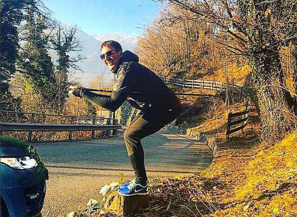 Максим Виторган. Фото из Instagram.