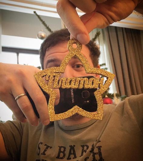 Максим Виторган. Фото Instagram Максима Виторгана