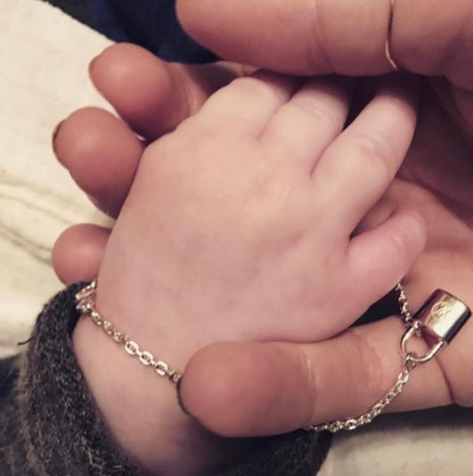 Сын Ксении Собчак и Максима Виторгана. Фото Instagram Ксении Собчак