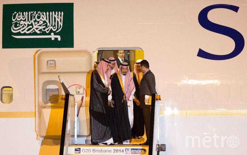 Король Саудовской Аравии Салман бен Абдель Азиз Аль Сауд. Фото Getty