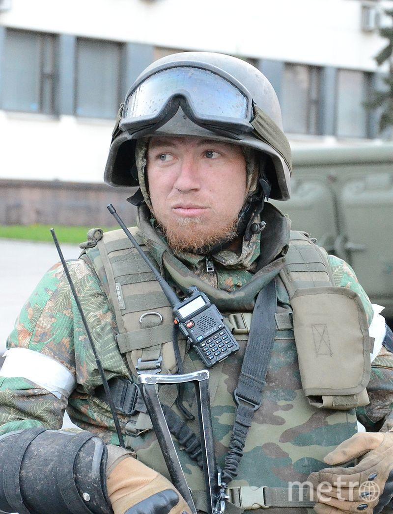 Арсений Павлов (Моторола). Фото Wikipedia/Andrew Butko