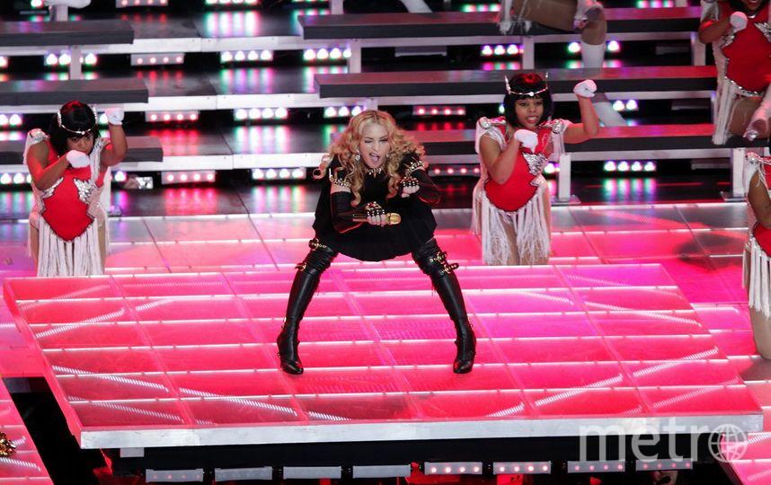 Певица Мадонна примерила костюм из «Красавицы и Чудовища». Фото Getty