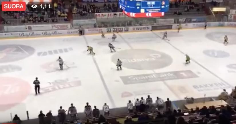 Эта встреча стала самой длинной в истории хоккея. Фото скриншот, Скриншот Youtube