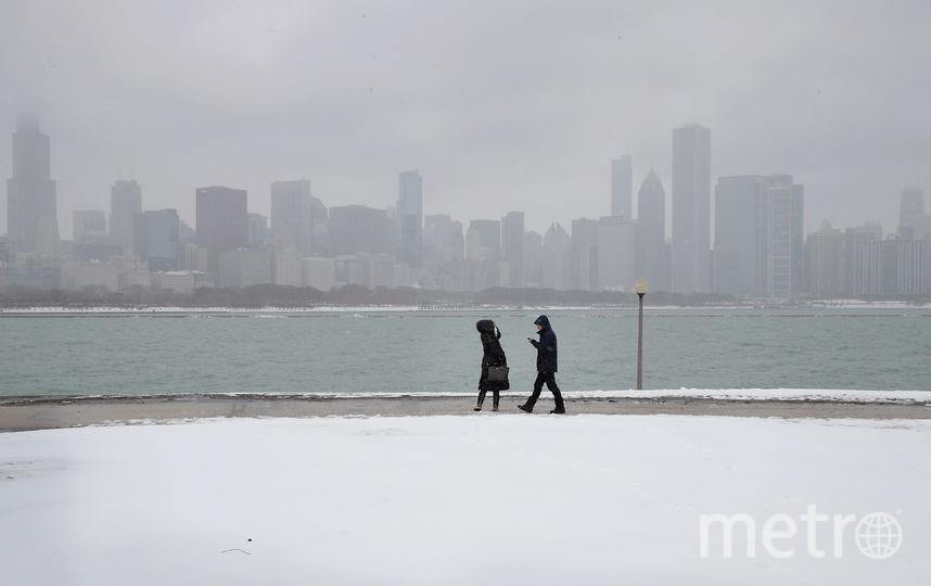 Снежная стихия: ВСША отменили 1,5 тысячи рейсов