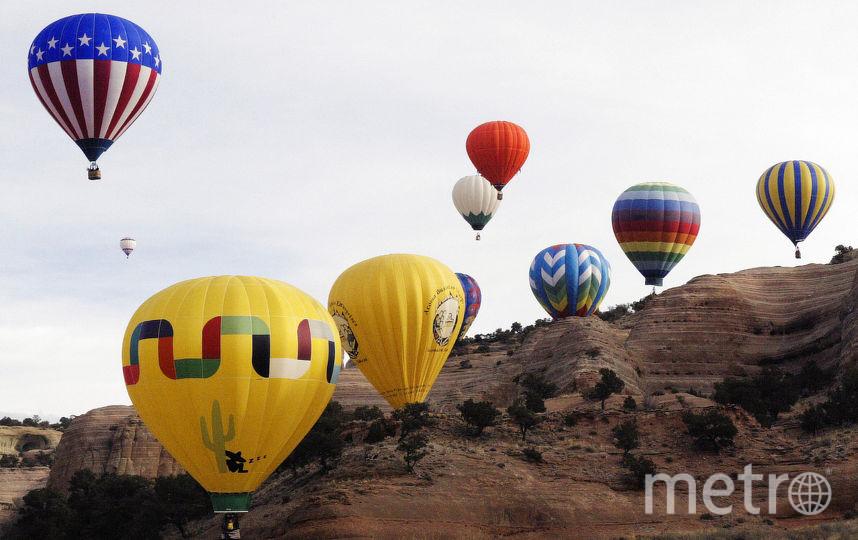 Воздушные шары. Фото Getty