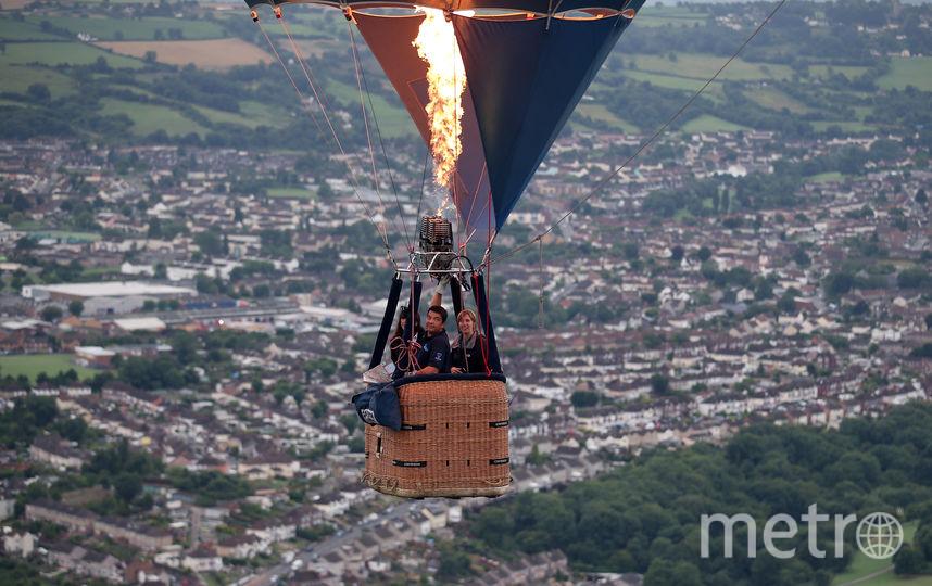 Десятки туристов пострадали вТурции при падении воздушных шаров
