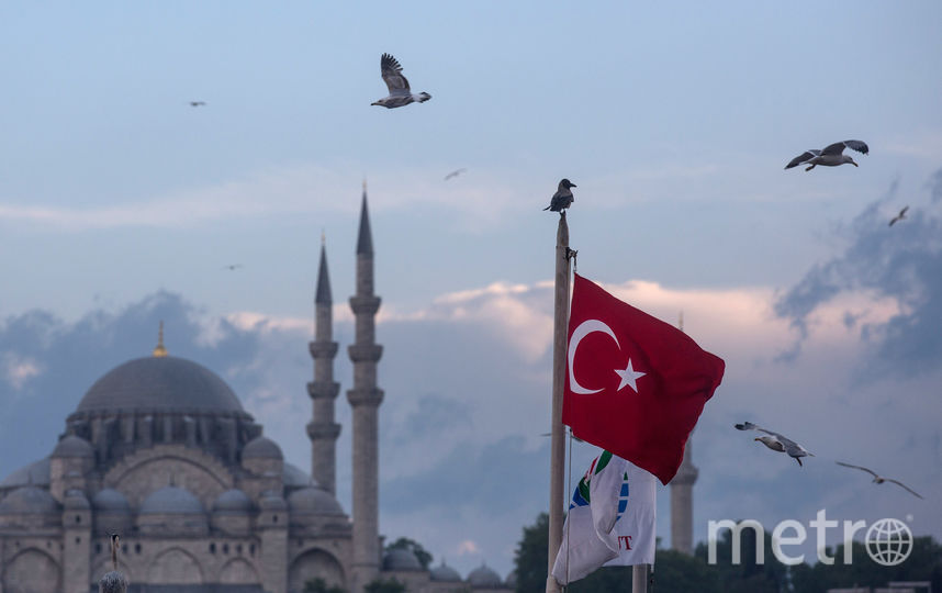 Турция. Архивное фото. Фото Getty