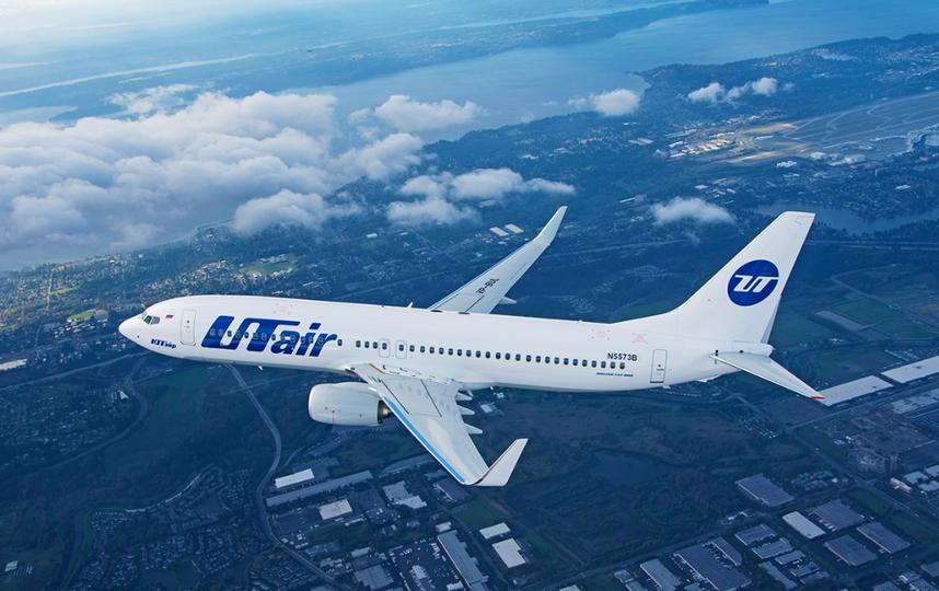 Аваиакомпания UTair начала продажу билетов со скидками, но без времени вылета. Фото utair.ru