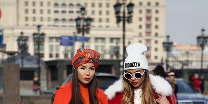 Самые яркие гости Недели Моды в Москве