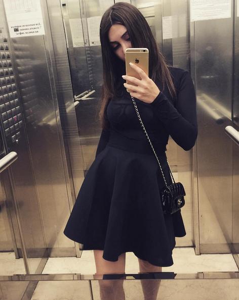 Мара Багдасарян. Фото Instagram Мары Багдасарян