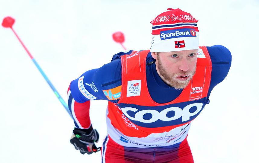 Норвежский лыжник Мартин Сундбю – один из самых известных в спорте астматиков, который на два месяца дисквалифицировался за нарушения правил применения лекарственных препаратов. Фото Getty