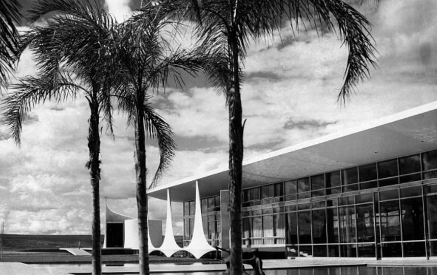 Резиденцию Альворадо построил Нимейер. Фото Getty