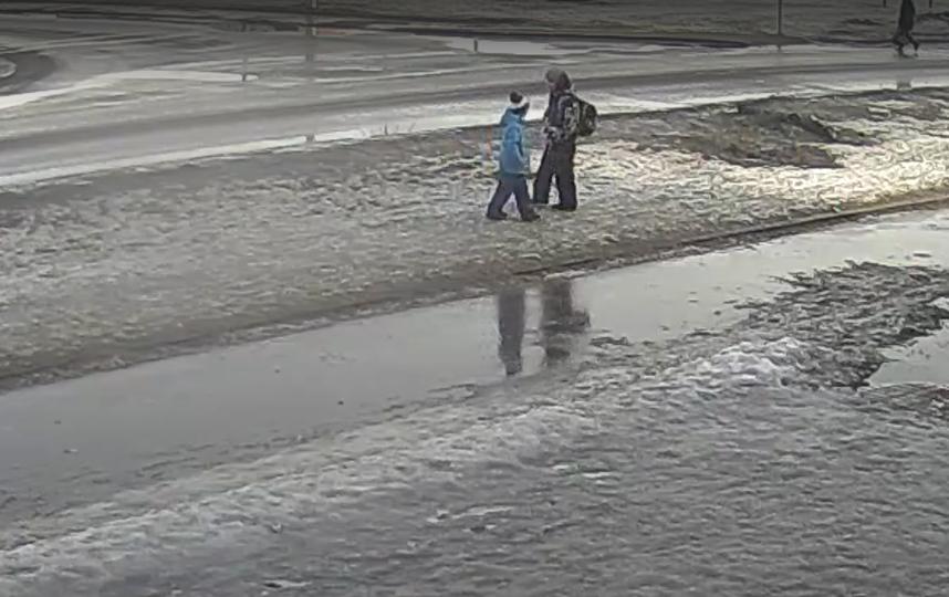 "Скриншот видео ""ДТП и ЧП / Санкт-Петербург"". Фото vk.com"