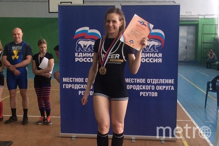 Фото с соревнований. Фото reutov.net