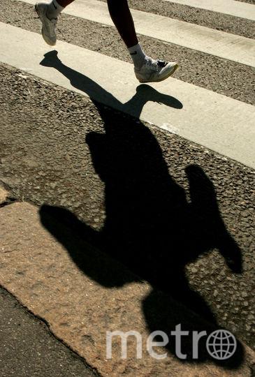 Очевидцы: В Петербурге мальчика сбили на пешеходном переходе. Фото Getty