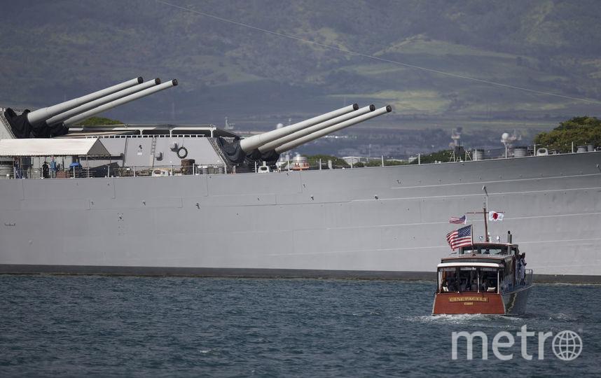 Моряков обвиняют в коррупции. Фото Getty