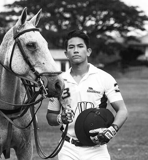 Брунейский принц Абдул Матин. Фото Instagram/tmski