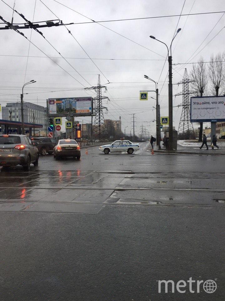"""ДТП и ЧП / Санкт-Петербург"". Фото Дмитрий Анатольевич, vk.com"