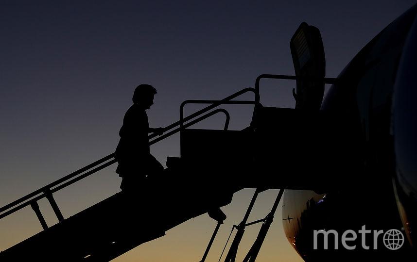 Авиакомпания намерена подать в суд на снятого с рейса волейболиста. Фото Getty