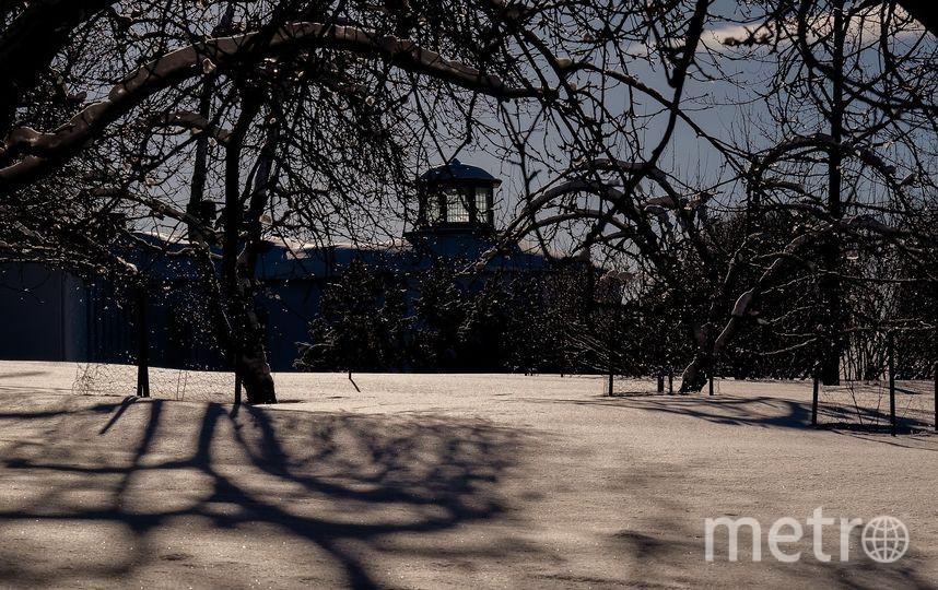 """Мужской православный монастырь Финляндии. Фото Алена Бобрович., """"Metro"""""""