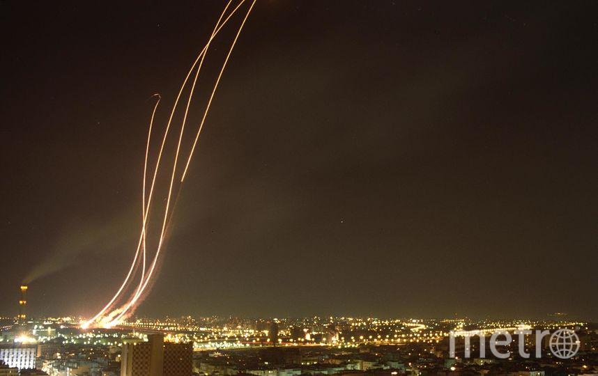 "Пуск ракет ЗРК ""Патриот"" в Ираке. Фото Getty"