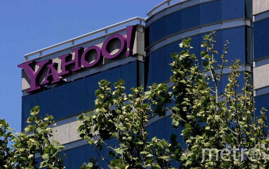 Главный офис Yahoo. Фото Getty