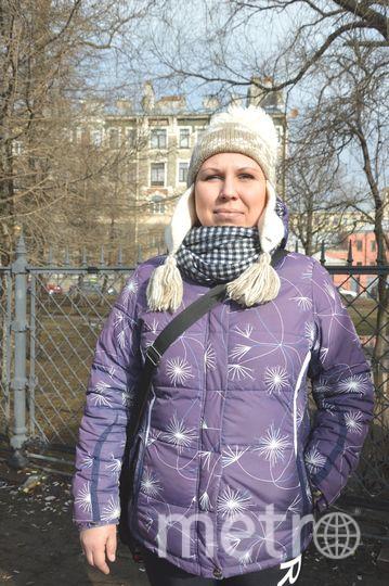 """Екатерина. Фото Софья Сажнева, """"Metro"""""""