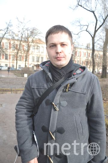 "Виктор. Фото Софья Сажнева, ""Metro"""