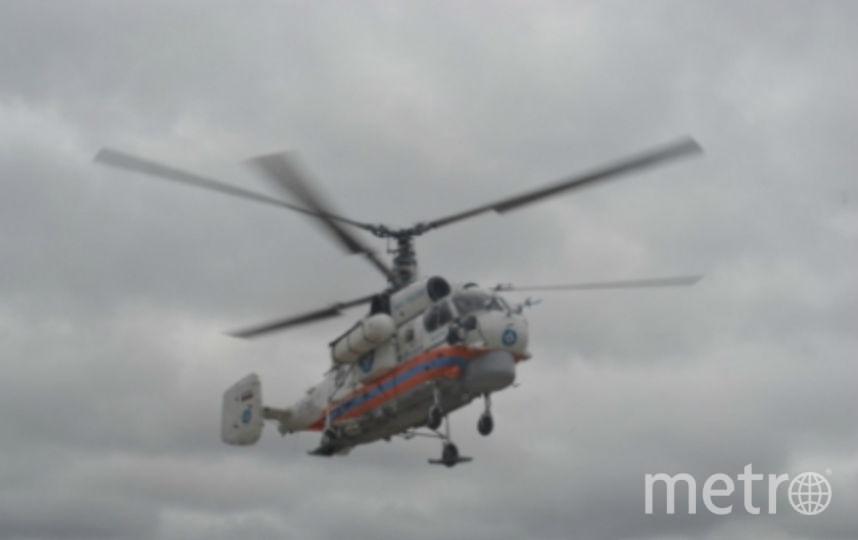 ВПетербург навертолётах доставили пятерых пострадавших в трагедии савтобусом