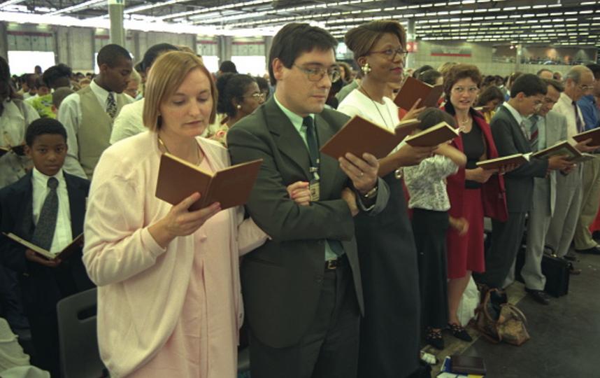 Иеговистов могут запретить в России. Фото Getty