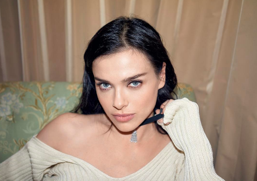 Певица Елена Темникова. Фото instagram Елены Темниковой