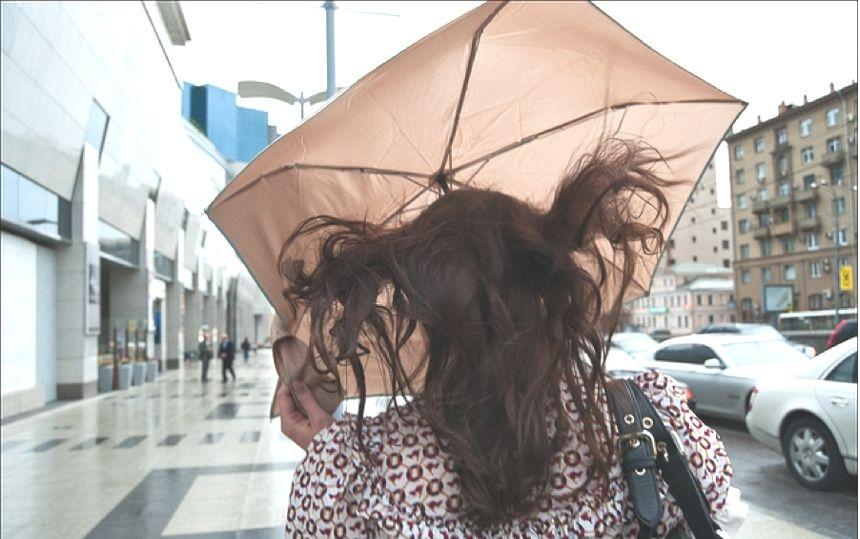 В пятницу будет очень ветрено. Фото Getty