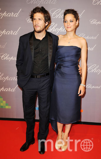 Марион Котийяр и Гийом Кане. Фото Getty