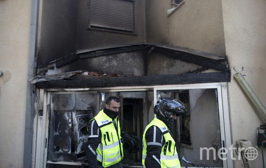 Взрыв на Кипре прогремел утром 17 марта. Фото Getty