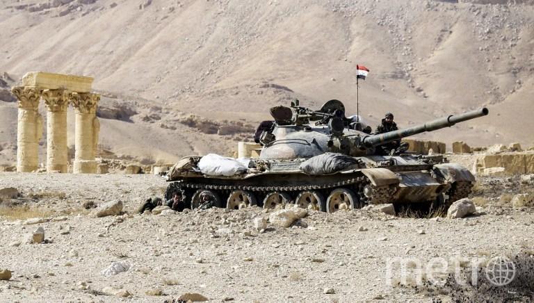 Срийские военные. Фото AFP