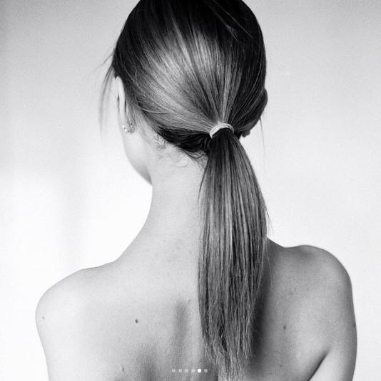 Алеся Кафельникова. Фото instagram/alesyakaf