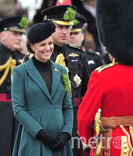 Кейт Миддлтон и принц Уильям в 2013-м году. Фото Getty