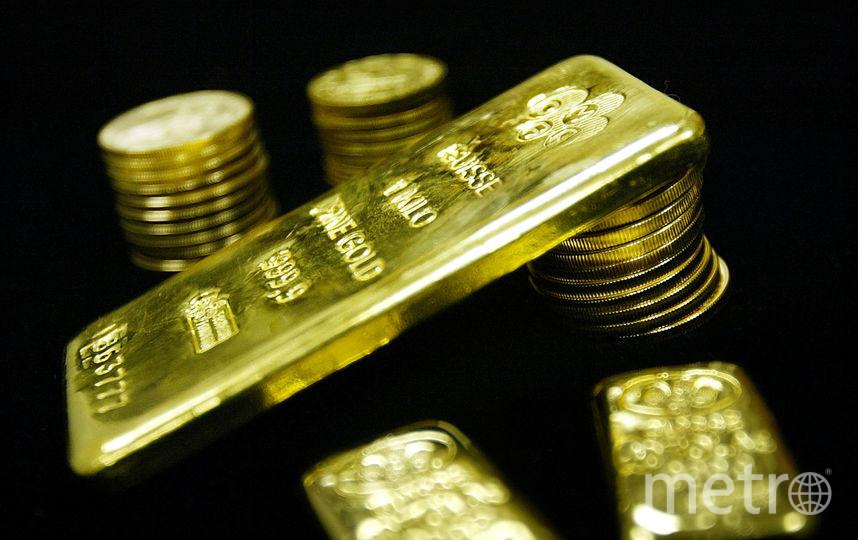 Золото может стать ближе к населению. Фото Getty