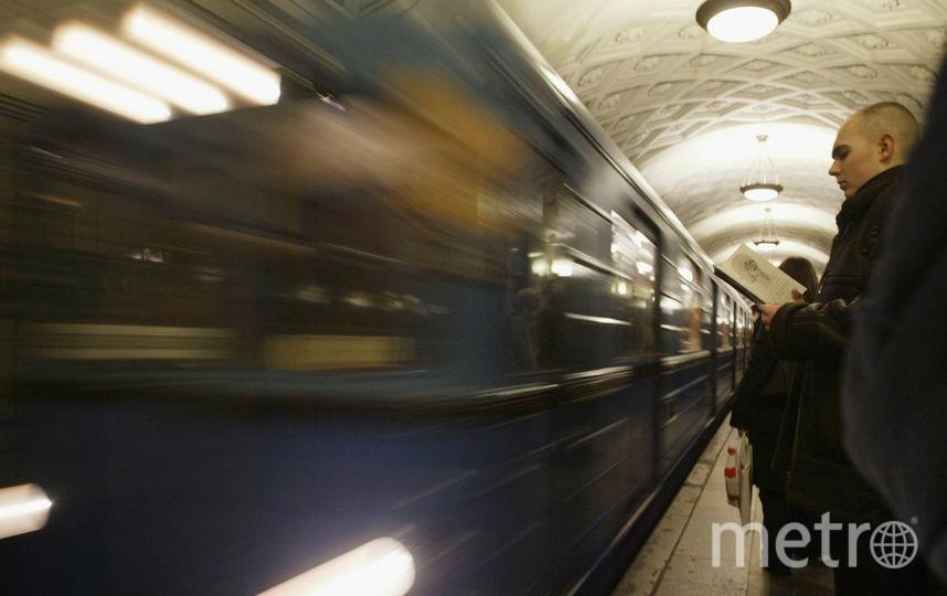 Назван срок запуска второго кольца московского метро. Фото Getty