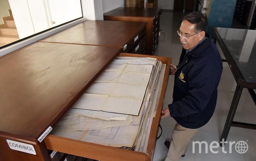 Эдгар Рамирез в архиве. Фото AFP