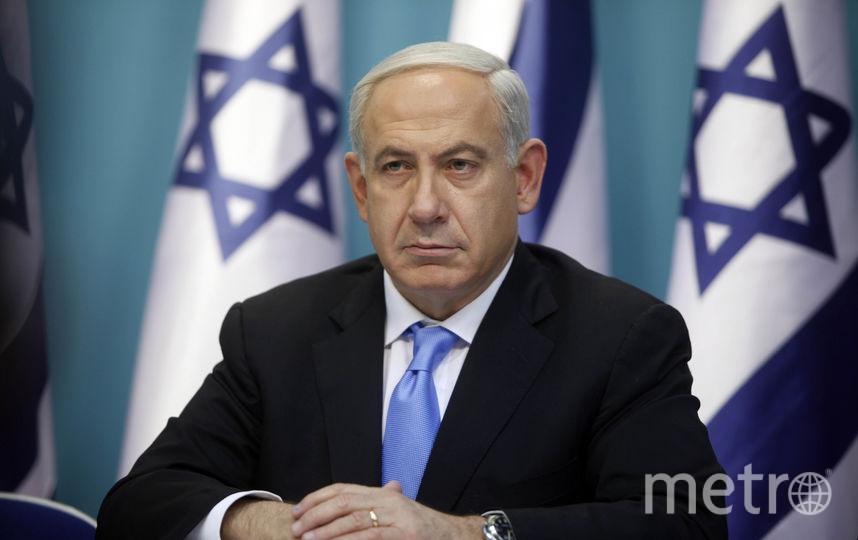 Беньямин Нетаньяху. Фото Getty