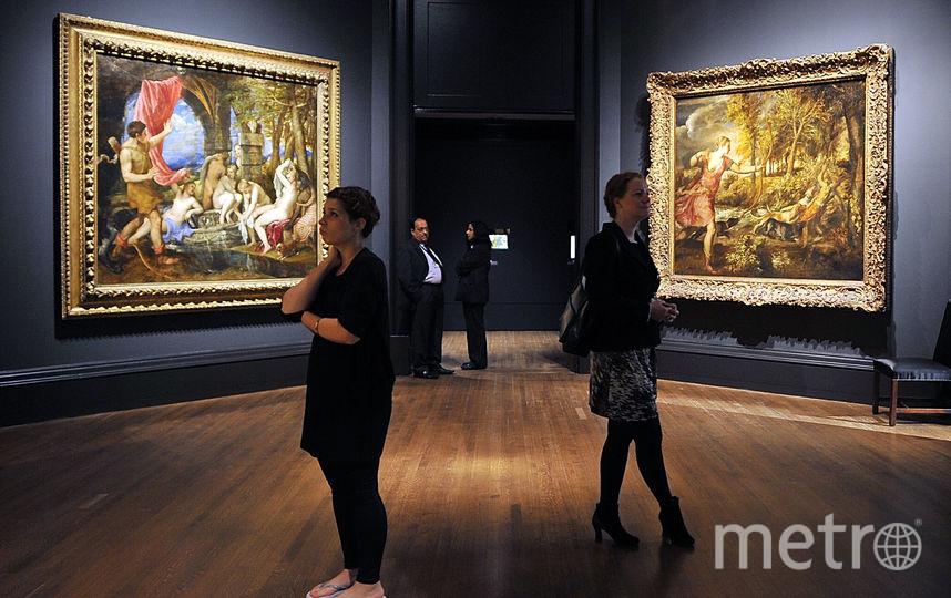 Национальная галерея Лондона. Фото Getty