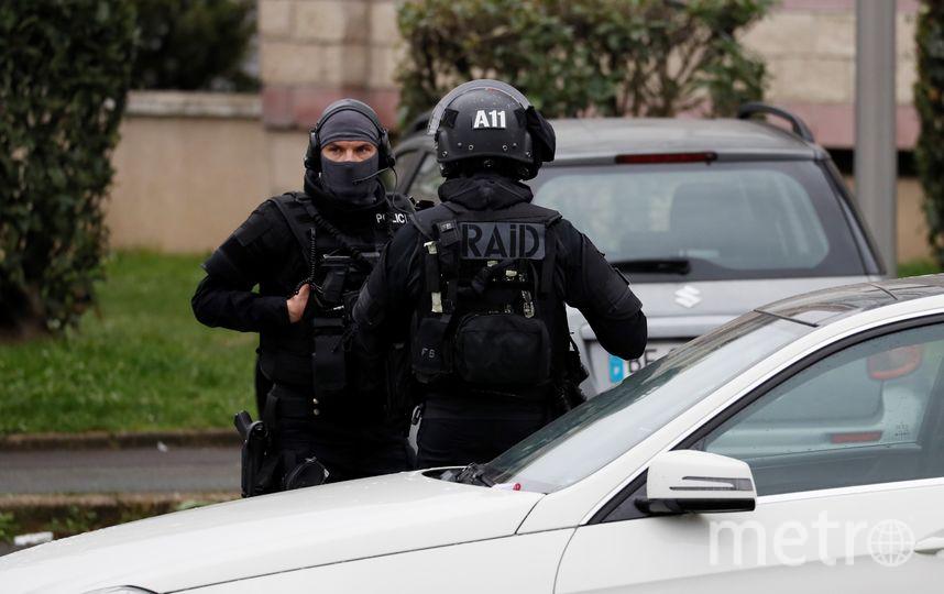 Атака на французский аэропорт Орли. Фото AFP