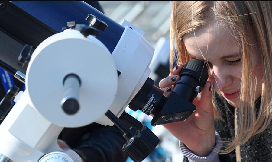 Московский планетарий запустит курсы астрономии для взрослых. Фото mos.ru